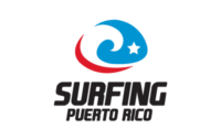 Surfing in Puerto Rico logo