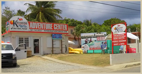 KPR Adventure Center: our pit stop in Culebra Island!