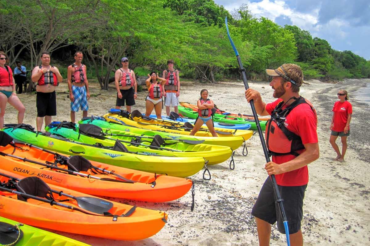 Culebra Island Snorkel & Kayaking Tour | Kayaking Puerto Rico