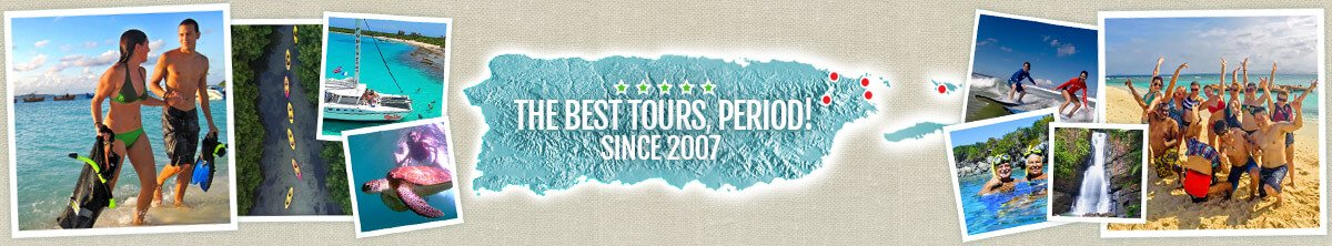 The Best Tours, Period! Since 2007