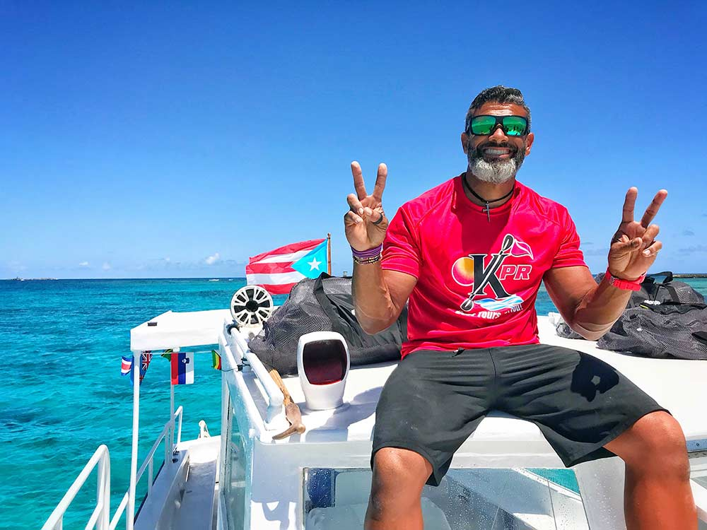 Icacos Island Snorkel Beach Day Trip Kayaking Puerto Rico